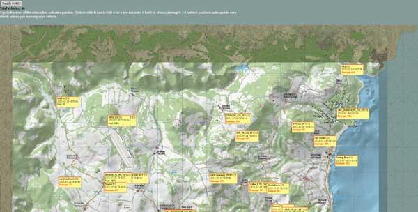 Интерактивная Карта Дайз