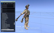 ArmA 3 Animation Viewer + Jumping Animation