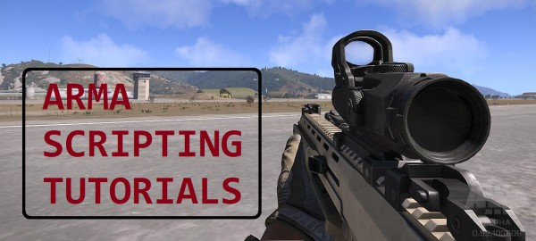 ArmA Scripting Tutorials: Inventory Items And Tents