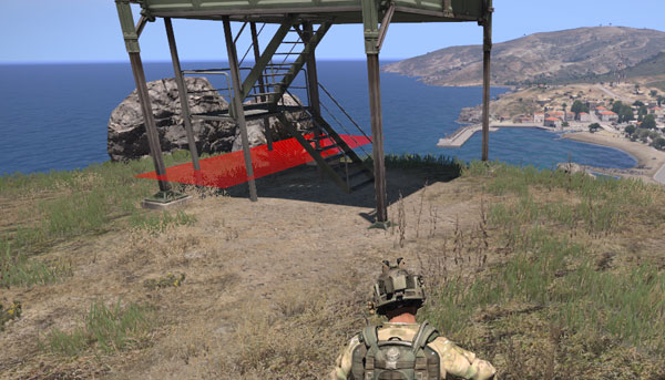 Arma 3: Selections Scan Utility